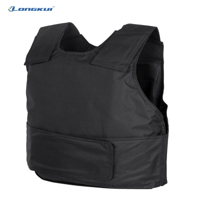 Bulletproof and anti-stab vest